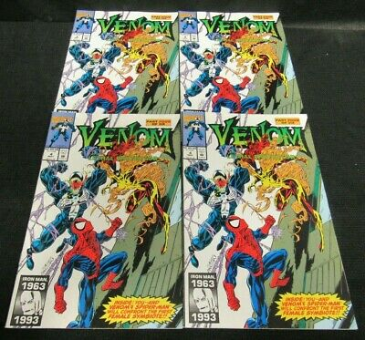 (4) Venom: Lethal Protector #4 (1993) Key 1st Appearance Scream/Phage VF/NM N408