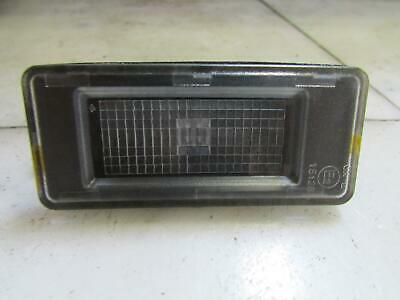 26510-0E700 License Plate Lamp Assembly Nissan Genuine