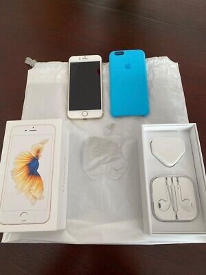 A1 CONDITION Apple iPhone 6S 16GB (Unlocked) Smartphone - Gold
