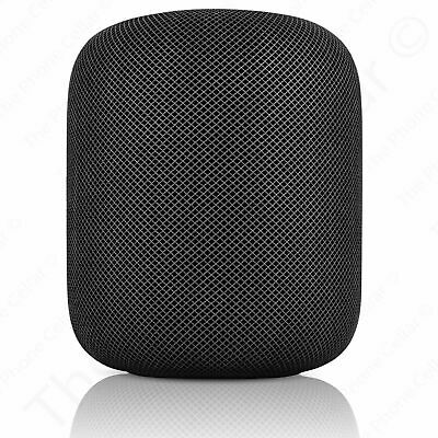 Apple HomePod MQHW2LL/A Space Gray Home Smart Speaker-excellent