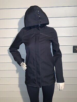 NWT Girl's Ivivva by Lululemon Layer For Warmth 3 in 1 Jacket Size 12 Black $178