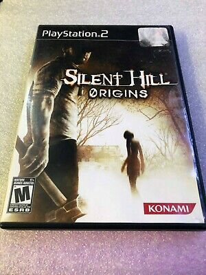 Silent Hill Origins (Sony PlayStation 2, 2008) Complete!