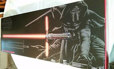 Star Wars: Episode VII - The Force Awakens Kylo Ren Force FX Deluxe Lightsaber