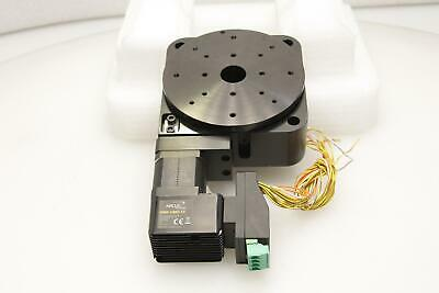NEWMARK SYSTEMS RT-5-FARO Rotary Stage,Stepper Motor Right Angle Drive.SKU209815