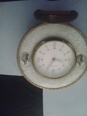vintage estyma german clock