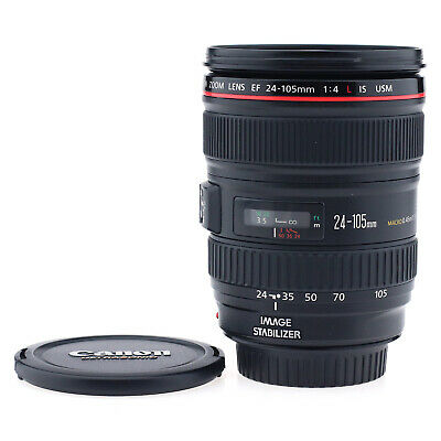 Canon EF 24-105MM F4L IS  USED