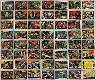 Mars Attacks Archives Base Card Set 100 Cards Topps 1994