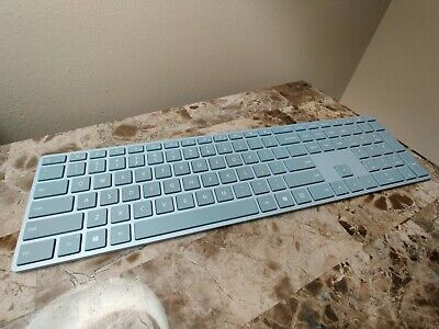 Microsoft Surface Slim Bluetooth Wireless Keyboard for Mac Windows WS2-00025