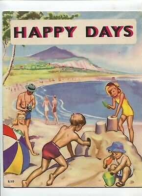 Aust childrens book  Happy Days