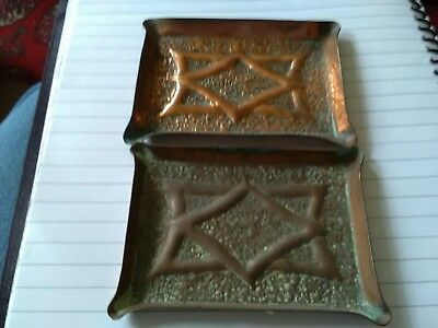 Copper Arts And Crafts Dishes