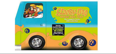 Scooby-Doo, Where Are You: The Complete Series (DVD, 2012, 8-Disc Set, Full...