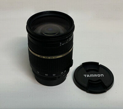 Tamron SP AF A09 28-75 mm F/2.8 LD XR Aspherical IF Di SP Objektiv Pentax