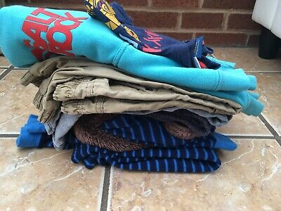 boys clothes 5-6 years bundle Total 7 Items Including Next / Salt Rock