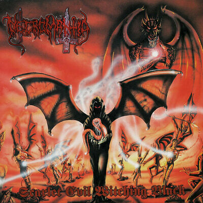 NECROMANTIA  - Scarlet Evil Witching BlacK - LP2020 - (Osmose Productions)