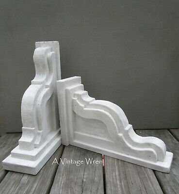 Wood Corbels / Antique style corbels / Handmade in the USA farmhouse corbels