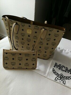 MCM TASCHE SHOPPER Project Vintage Liz Reversible EUR 346