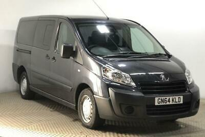 2015 Peugeot Expert Tepee 2.0 HDI L2 Wheelchair Accessible Vehicle Disabled Ra