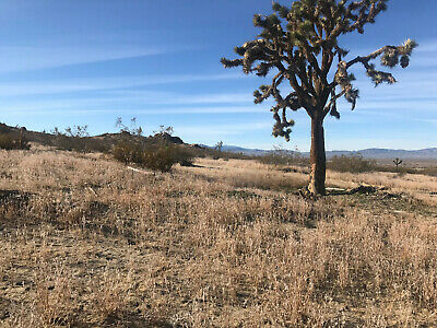 Vacant Land Lancaster area in Los Angeles County California