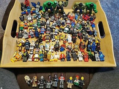 Lego Minfigures MASSIVE JOBLOT (Marvel/Dc/Star Wars)
