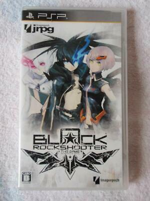 PSP Black Rock Shooter Japan PlayStation Portable