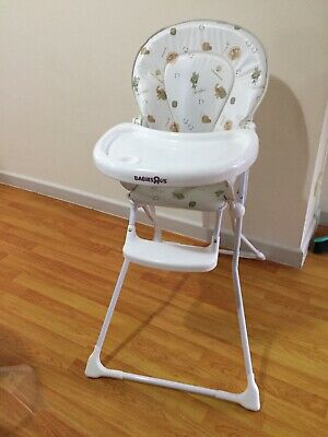 High Chair - Hardly Used