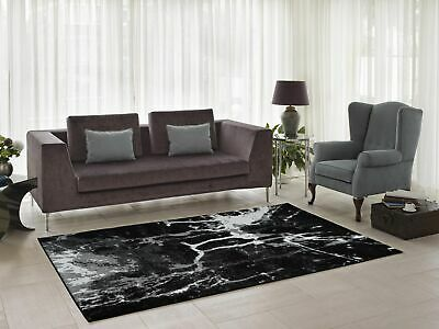 Anise Abstract Contemporary Indoor Mat Runner Area Rug Carpet 4x6 5x7 6x9 8x10