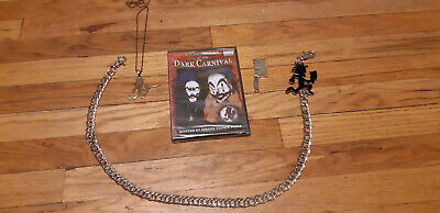 Insane Clown Posse Lot DVD Chains Gathering 2013 Hatchet More Rare Juggalo