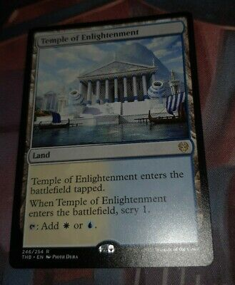 MTG Theros Beyond Death Rare TEMPLE OF ENLIGHTENMENT NM