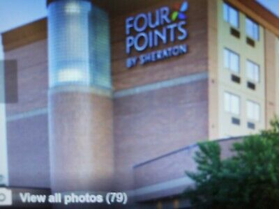 Four points by sheraton winnipeg  3 nights Save Money
