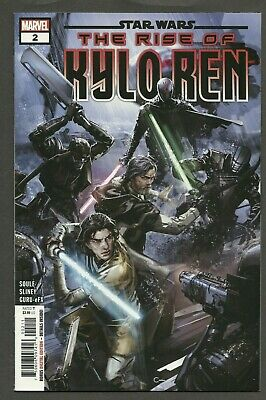 STAR WARS RISE OF KYLO REN #2 Origin Ben Solo Knights of Ren Clayton Crain Cover