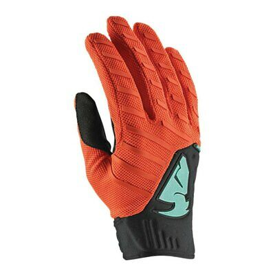 Thor Men's Rebound MX Motocross Gloves orange / black - size medium - BNWT