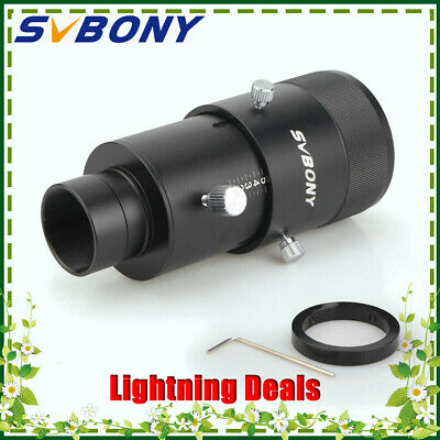 """SVBONY SV112 1.25"""" Variable Eyepiece Projection Kit Deluxe  Fully Metal +Adapter"""