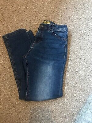 Boys Skinny Jeans Age 8-9 Years