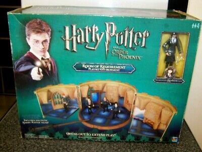 Harry Potter And The Order Of The Phoenix Room Of Requirement Playset Bnib (J1)