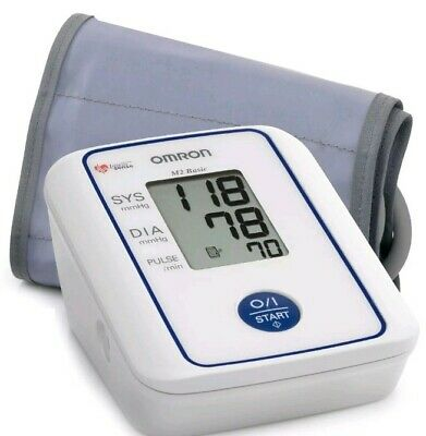 Omron M2 Basic Blood Pressure Monitor Automatic
