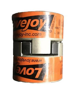 "Timken Lovejoy Jaw Coupling - L095 7/16"" No Keyway - 11082 - 11070 SOX Spider"