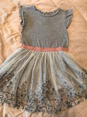 Next Girls Dress Age 5-6 Years Immaculate Condition