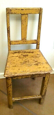 MEXICAN COUNTRY Dining/Desk Chair Original Paint