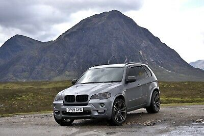 *** 2009 59 - BMW X5 M Sport – 3.0 Diesel 35D - Twin Turbo - F.S.H ***