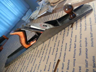 Vintage Millers Falls No 22 jointer - hand plane - Type 3 (1941 - 49)