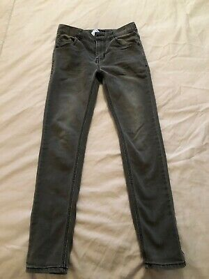 Boys Grey Super Skinny Jeans NEXT 12 Yrs