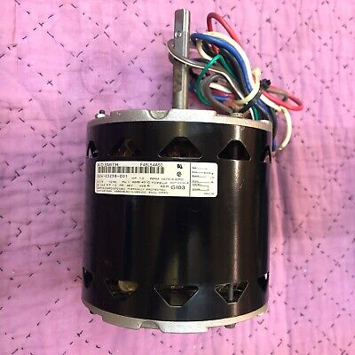 F48L54A50 AO Smith 1 HP 115V BLOWER MOTOR CCWLE 1060 RPM 3 SPD 024-23238-001
