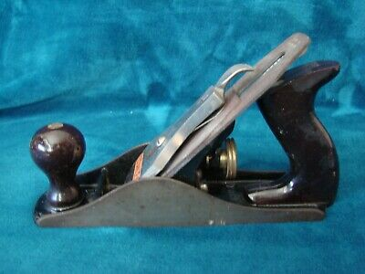 Vintage STANLEY BAILEY No. 4 Size Smoothing Plane