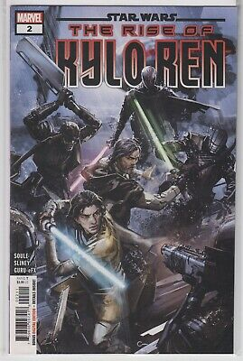 Star Wars The Rise of Kylo Ren #2 Clayton Crain Regular Cover
