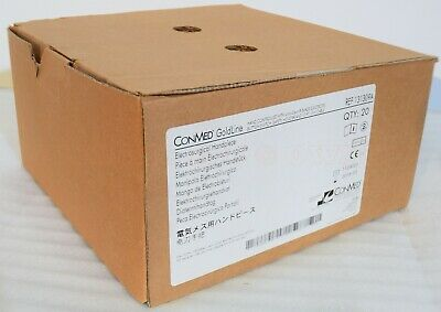 Conmed GoldLine 131309A Electrosurgical Pencil Cautery Handpiece Box of 20 New