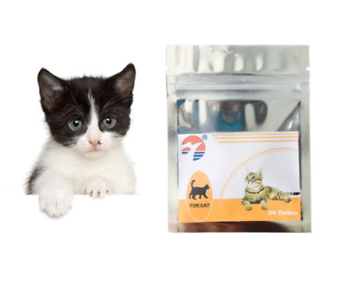 60 tabs for Cats Broad-spectrum Anti- dewormer get byer 8 tabs for free