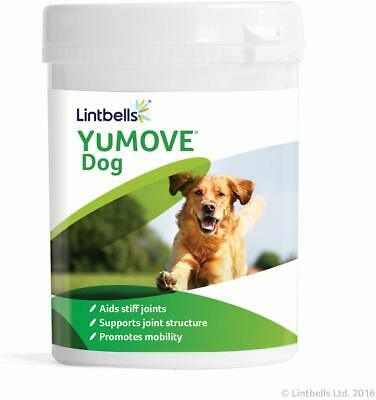 Lintbells YuMOVE Dog supplement for stiff dogs, 300 tablets