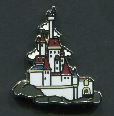 Disney Mystery Pin 2020 Tiny Kingdom WDW Series 2 - Beast's Castle Be Our Guest