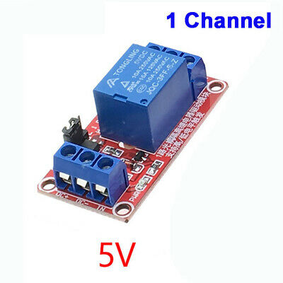 Chic 1channel With Optocoupler 5V Isolation Extend Board Relays Relay Module