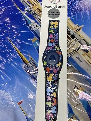 Disney Parks Ink & Paint Limited MagicBand 2